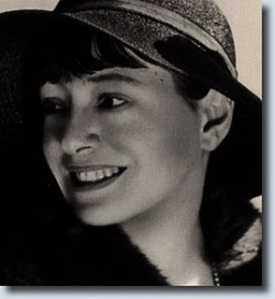 Dorothy Parker - american literature icon.