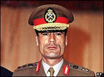 Qaddafi, 1969.