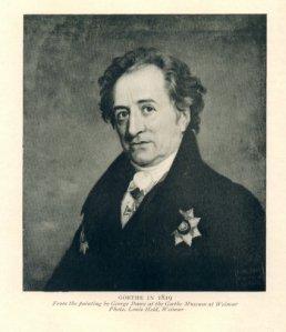 Johan Wolfgan von Goethe