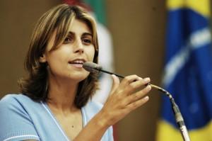 Dep. Manuela D`ávila - PCdB/RS