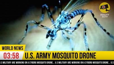 Nano Spy Drone